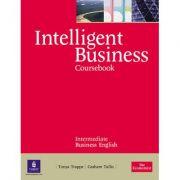 Intelligent Business Intermediate Course Book - Graham Tullis