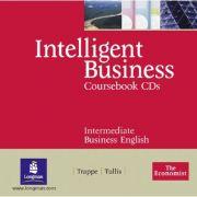 Intelligent Business Intermediate Course Book Audio CDs 1-2 - Tonya Trappe