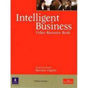 Intelligent Business Intermediate Video Resource Book - Helena Gomm