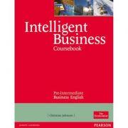 Intelligent Business Pre-intermediate Course Book - Christine Johnson