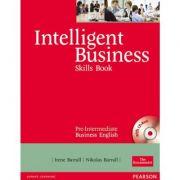 Intelligent Business Pre-intermediate Skills Book and CD-ROM pack - Irene Barrall