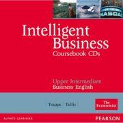 Intelligent Business Upper Intermediate Course Book CD 1-2 - Tonya Trappe