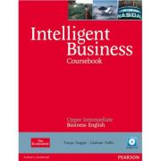 Intelligent Business Upper Intermediate Coursebook and CD Pack - Tonya Trappe