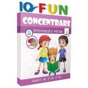 IQ fun -Concentrare - Antreneaza-ti mintea!