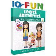 IQ fun - Logica aritmetica - Antreneaza-ti mintea!