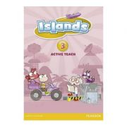 Islands 3 ActiveTeach. Interactive Whiteboard Software