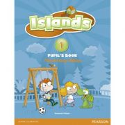 Islands Handwriting Level 1 Pupil's Book Plus Pin Code - Susannah Malpas