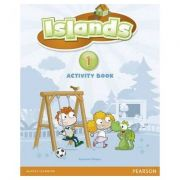 Islands Level 1 Activity Book plus pin code - Susannah Malpas