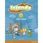 Islands Level 1 Pupil's Book plus pin code - Susannah Malpas