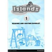 Islands Level 1 Reading and Writing Booklet - Kerry Powell