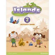 Islands Level 2 Activity Book Plus Pin Code Hardcover - Susannah Malpas