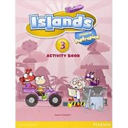 Islands Level 3 Activity Book plus pin code - Sagrario Salaberri