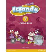 Islands Level 3 Pupil's Book Plus Pin Code - Sagrario Salaberri