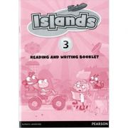 Islands Level 3 Reading and Writing Booklet Paperback - Kerry Powell