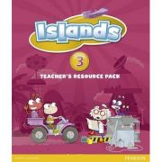 Islands Level 3 Teacher's Pack - Sagrario Salaberri