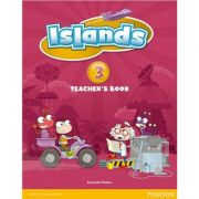 Islands Level 3 Teacher's Test Pack - Sagrario Salaberri