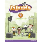 Islands Level 4 Activity Book plus pin code - Sagrario Salaberri