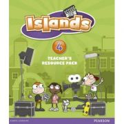 Islands Level 4 Teacher's Pack