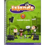 Islands Level 4 Teacher's Test Pack Spiral-bound - Sagrario Salaberri