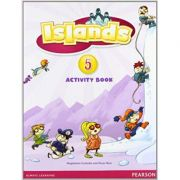 Islands Level 5 Activity Book plus pin code - Magdalena Custodio