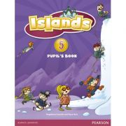 Islands Level 5 Pupil's Book Plus Pin Code - Magdalena Custodio