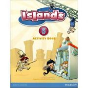 Islands Level 6 Activity Book plus pin code - Magdalena Custodio