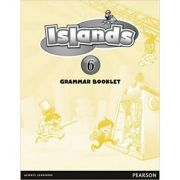 Islands Level 6 Grammar Booklet Paperback - Kerry Powell