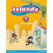 Islands Level 6 Pupil's Book Plus Pin Code - Magdalena Custodio