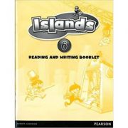 Islands Level 6 Reading and Writing Booklet - Kerry Powell
