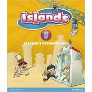 Islands Level 6 Teacher's Pack - Magdalena Custodio