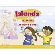Islands Starter Activity Book plus pin code Starter - Leone Dyson