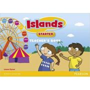 Islands Starter Teacher's Book plus pin code - Leone Dyson