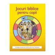 Jocuri biblice pentru copii - Toni Matas