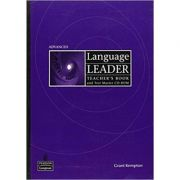 Language Leader Advanced Teacher's Book with Test Master CD-ROM - Grant Kempton