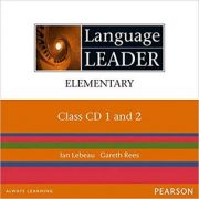 Language Leader Elementary Class CDs - Ian Lebeau