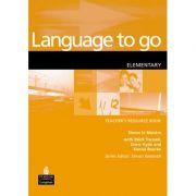 Language to Go Elementary Teacher's Resource Book - Simon le Maistre