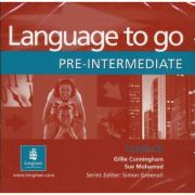 Language to go Pre-intermediate Class CD - Gillie Cunningham