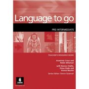 Language to go Pre-intermediate Teacher's Resource Book - Araminta Crace