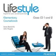 Lifestyle Elementary Class Audio CDs - Irene Barrall