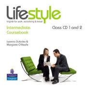 Lifestyle Intermediate Class Audio CDs - Iwona Dubicka