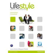 Lifestyle Intermediate Coursebook with CD-ROM - Iwona Dubicka