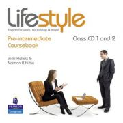 Lifestyle Pre-Intermediate Class CDs - Vicki Hollett