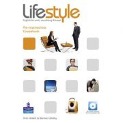 Lifestyle Pre-Intermediate Coursebook and CD-Rom Pack - Norman Whitby