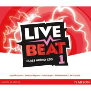 Live Beat 1 Class Audio CDs - Ingrid Freebairn