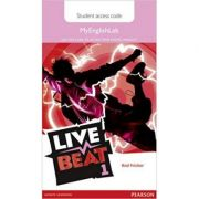 Live Beat 1 MEL Students' Access Card Upbeat - Rod Fricker