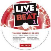 Live Beat 1 Teacher's Resources CD-ROM - Jonathan Bygrave