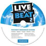 Live Beat 2 Teacher's Resources CD-ROM 2 - Jonathan Bygrave