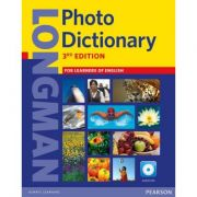 Longman Photo Dictionary and Audio CD 3 Edition