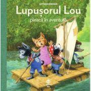 Lupusorul Lou pleaca in aventura - Antoon Krings