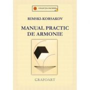 Manual practic de armonie - Nikolai Rimski-Korsakov